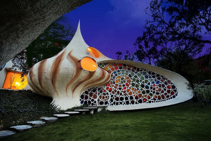 Siete mai entrati in una casa mollusco?