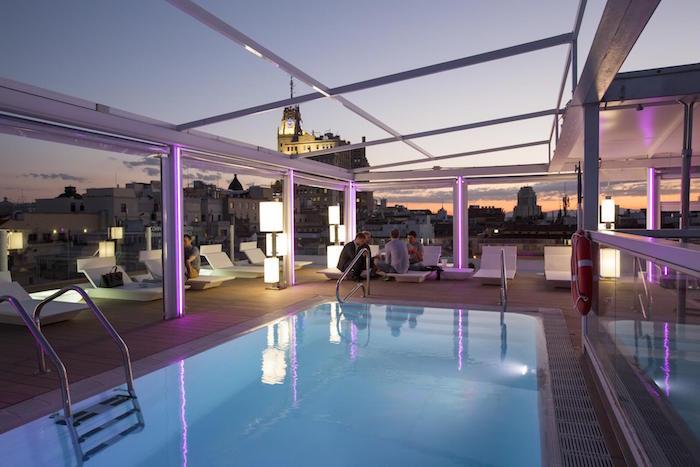 terraza hotel oscar