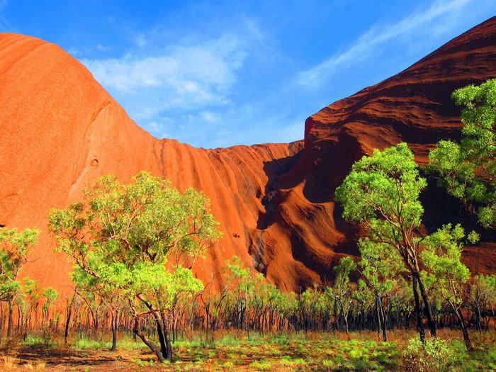 Qué ver en Australia: Ayers Rock