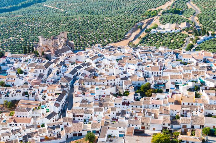 Pueblos blancos: Córdoba,Zuheros