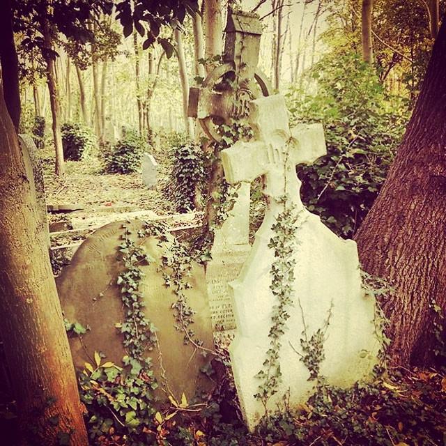 londra cimitero di high gate
