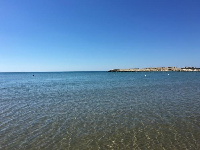 Porto palo, Sicilia