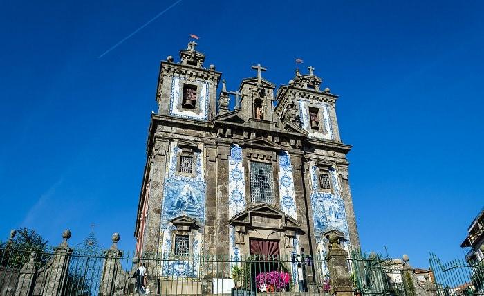 iglesias de oporto