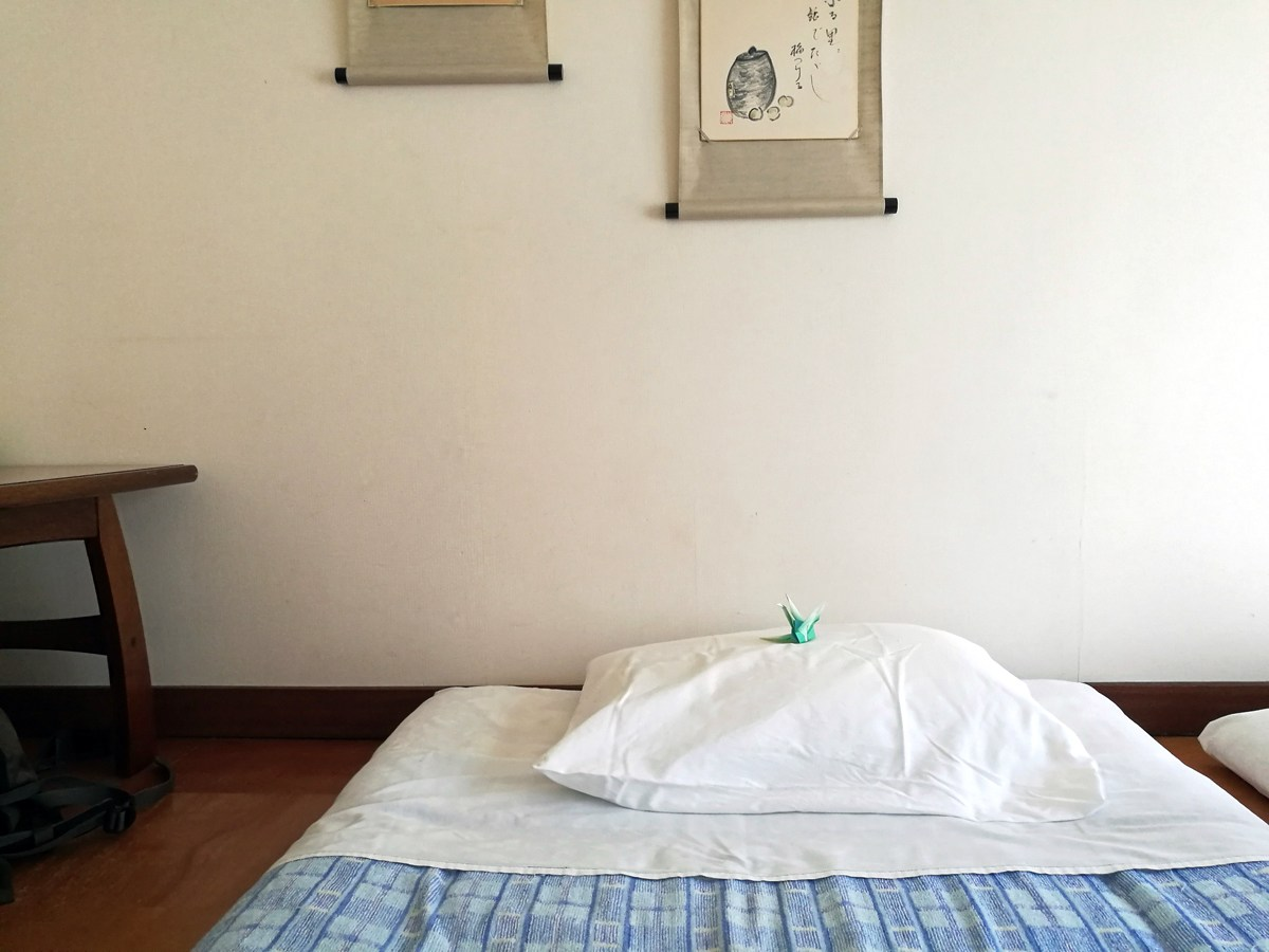 Appartamento giapponese