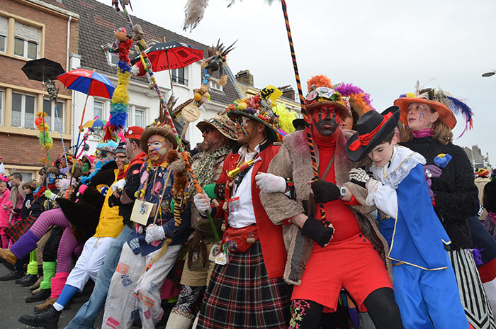 Carnaval de Dunkerque Image by antony4 via Flickr Creative Commons