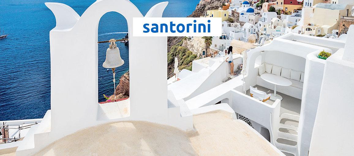 Vacanze a Santorini   Volo+Hotel e Viaggi a Santorini ...