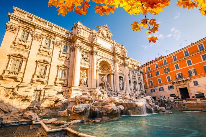 Qué ver en Roma en 48 horas: Fuente de Trevi