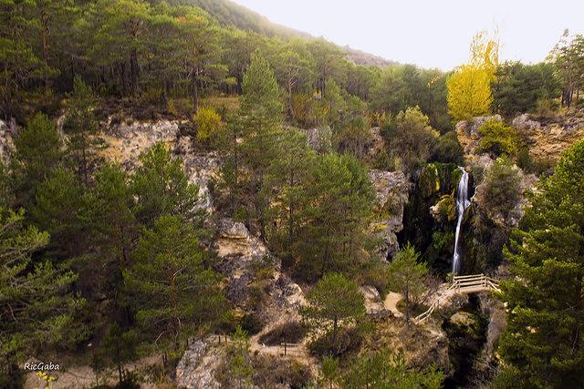 Sierra Albarracín Foto: Ricard Gabarrus Flickr.com, Creative Commons
