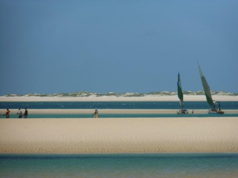 mozambique bazaruto