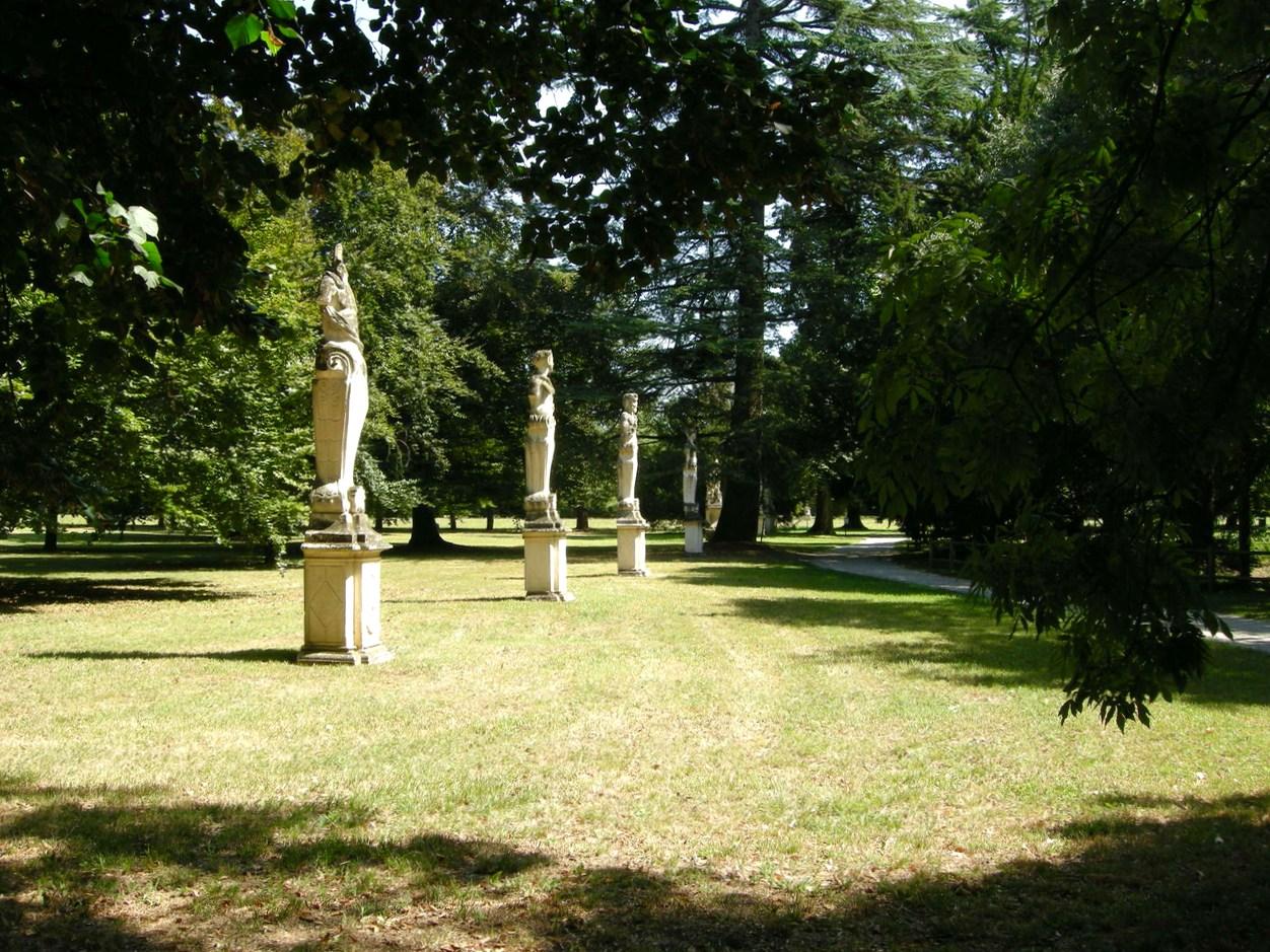 gardini più belli del Friuli, Friuli-Venezia Giulia, parco Villa Manin