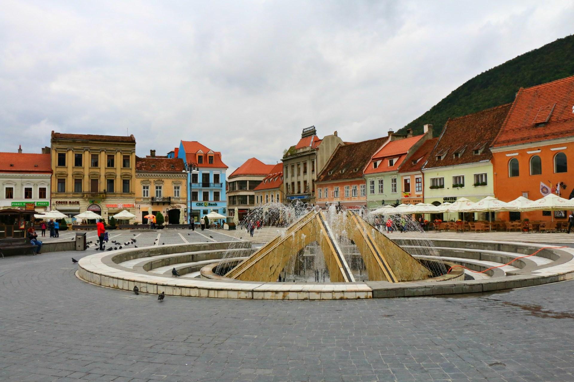 Brasov, Romania, Transilvania