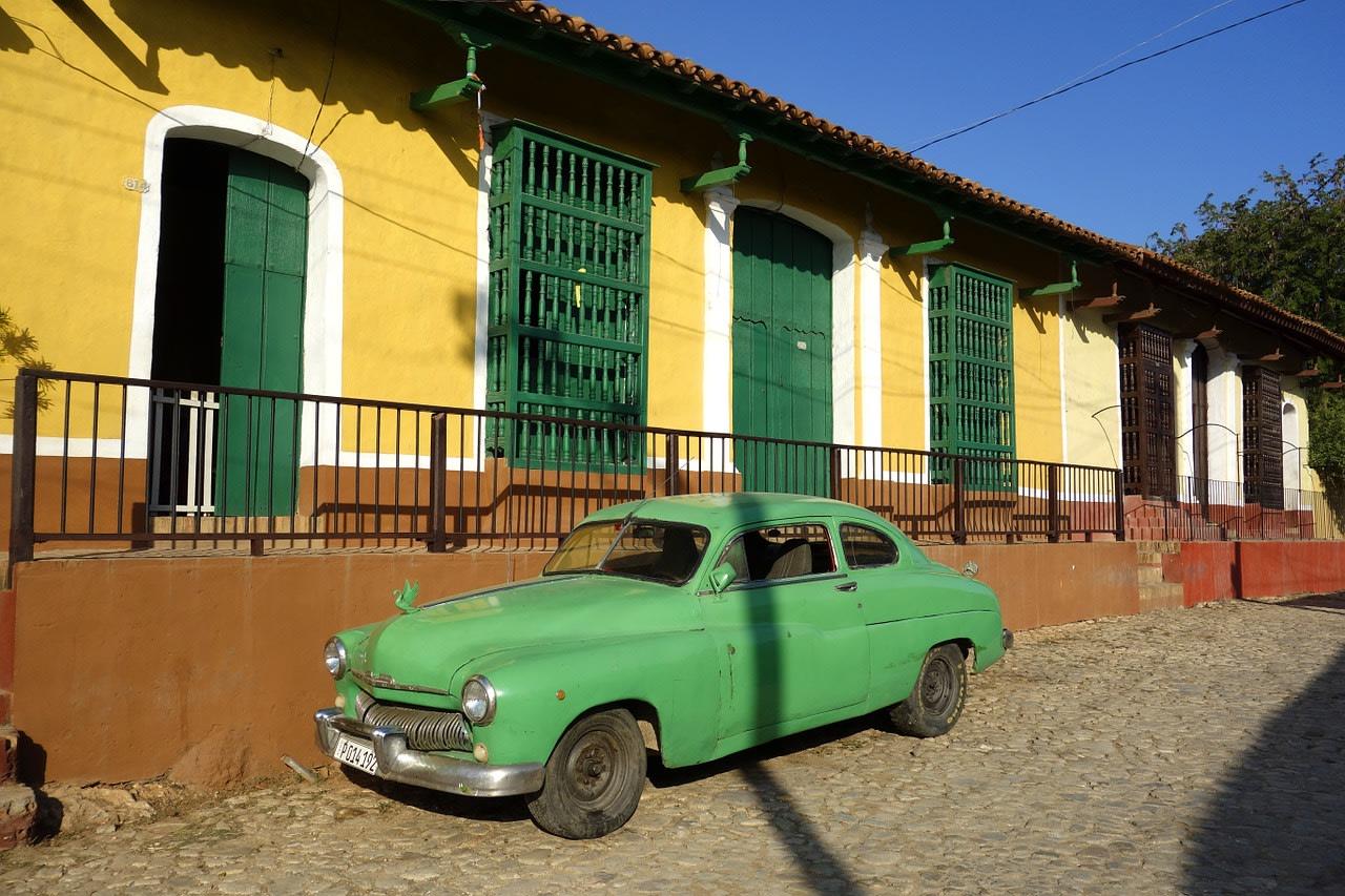 Trinidad, tra i luoghi più colorati del mondo