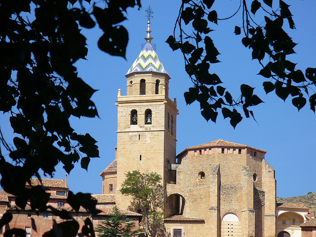 Catedral Albarracín Foto: Manel Flickr.com, Creative Commons