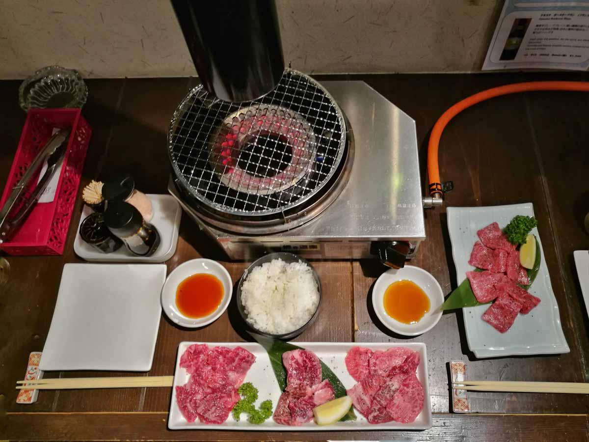 Carne Hida a Takayama