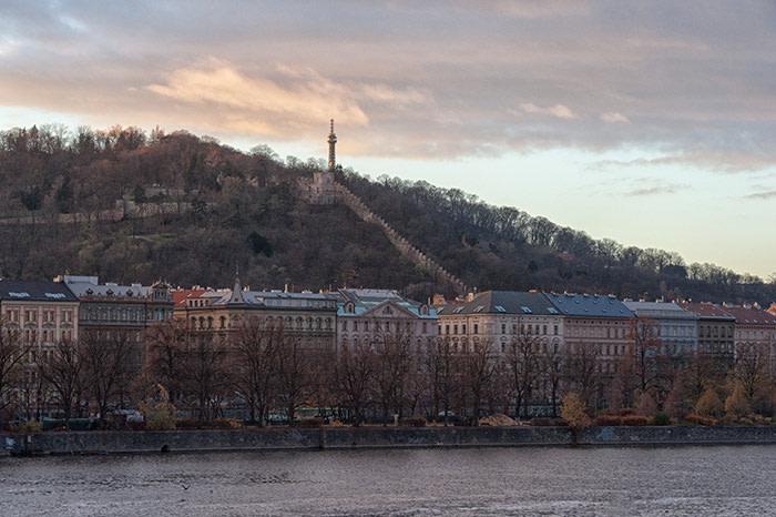 Qué hacer en Praga: colina de Petřín