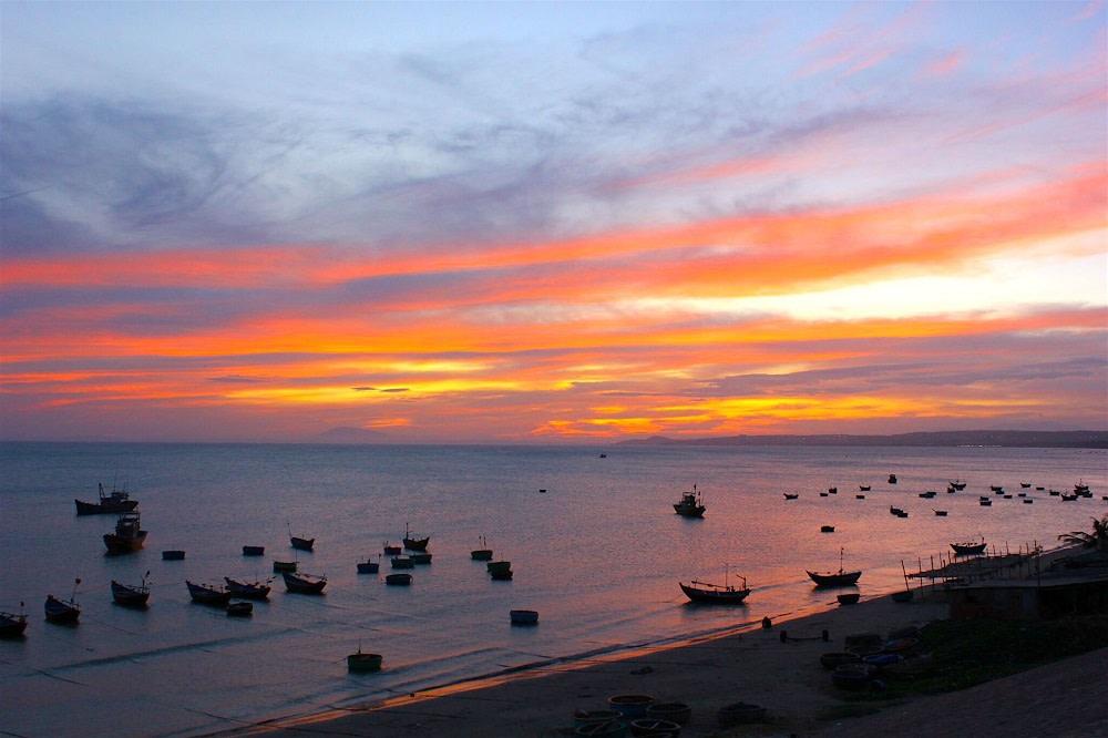 Tramonti stupendi Vietnam1000