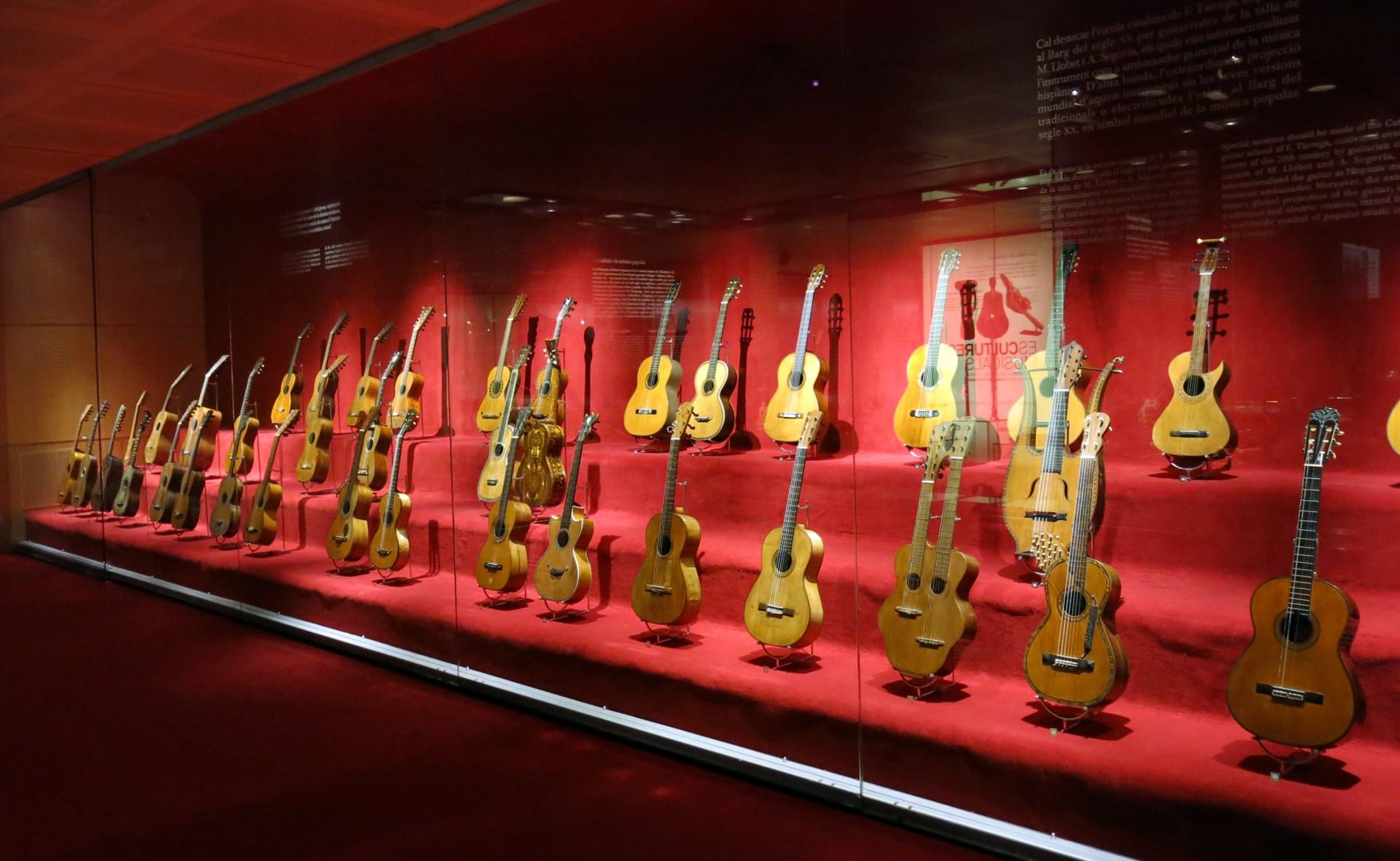 Museo della Musica, Barcellona