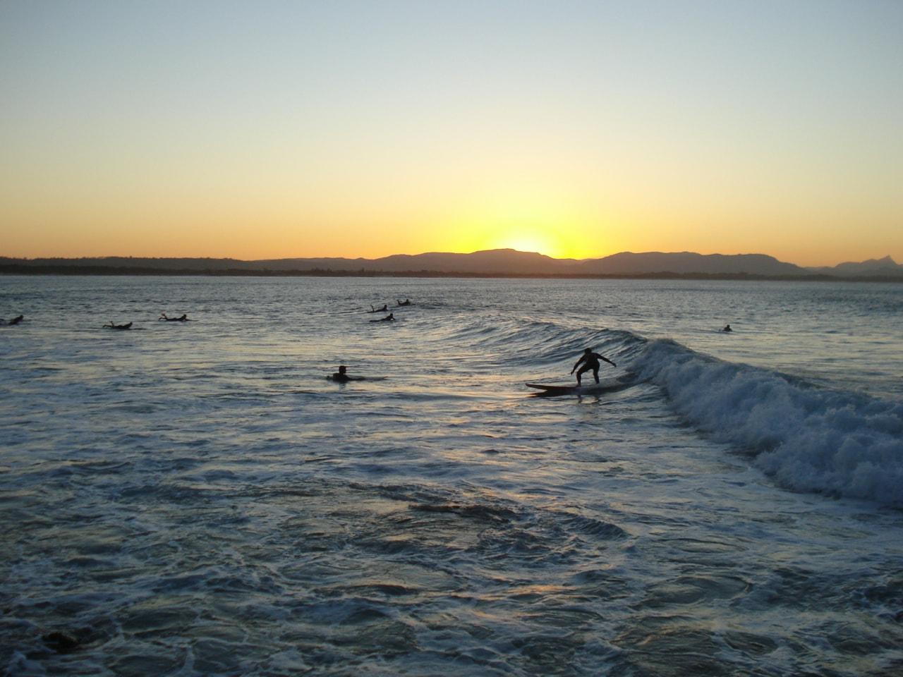 Surf a Byron Bay