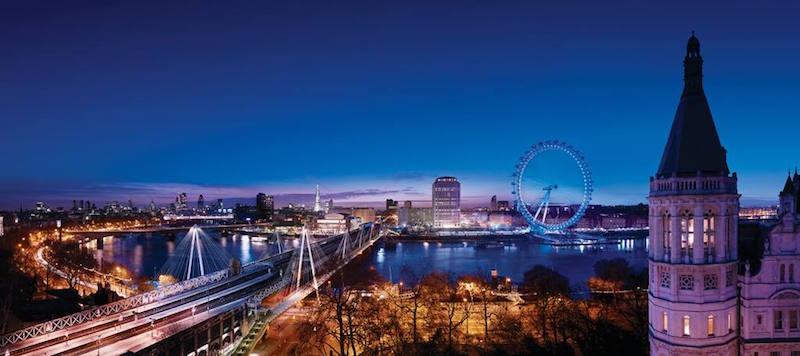Hoteles con vistas: Corinthia Hotel, Londres.