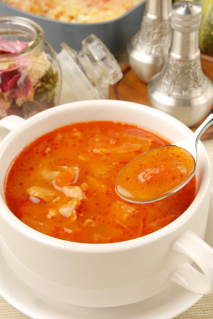 Semana santa: Zamora sopa de ajo