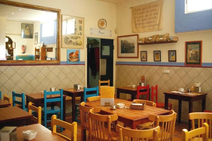 Planes con niños en barcelona: restaurante la nena