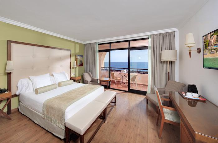 Hotel Fuerte Marbella. Foto de Wayne Chasan.