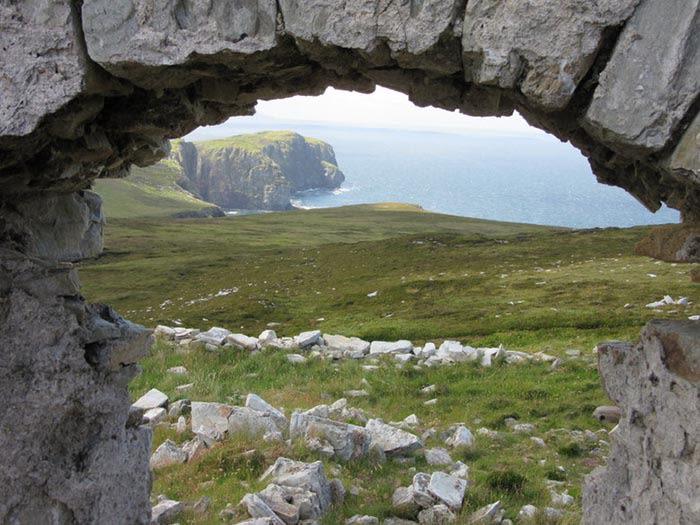 qué ver en irlanda: Acantilados de Horn Head en Donegal