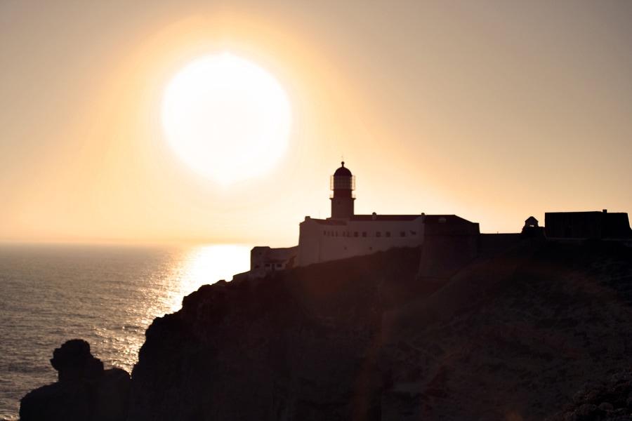 Cado de Sao Vicente, uno dei fari più remoti d'Europa