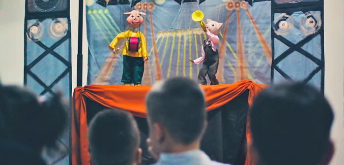 Madrid con niños: Teatro para niños
