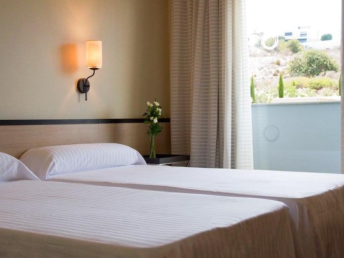 hotel que admite mascotas: Foto de Alegría Palacio Mojácar, Mojácar (Almería).
