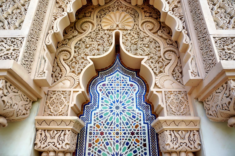 Musée - Architecture traditionnelle au Maroc