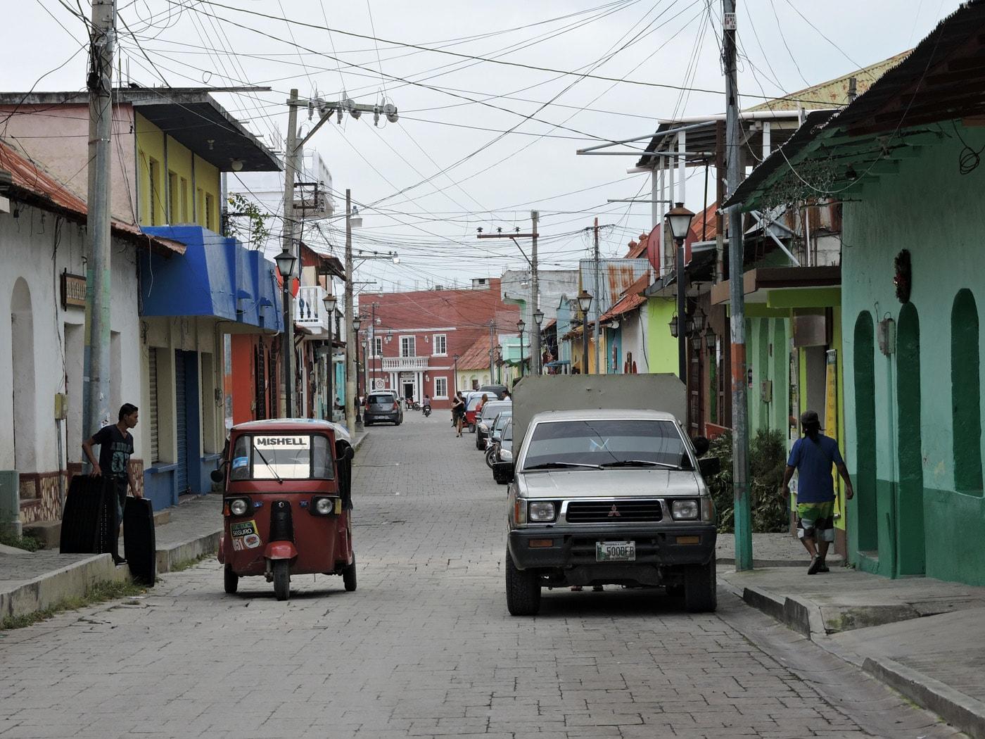 Le strade di Flores