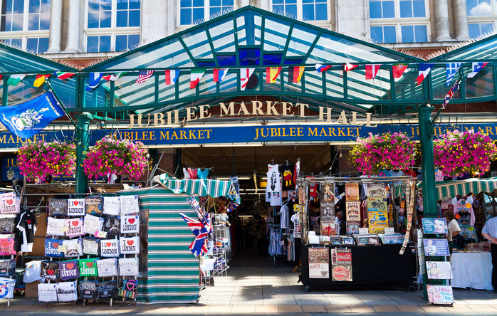 Mercadillos Londres: Covent Garden