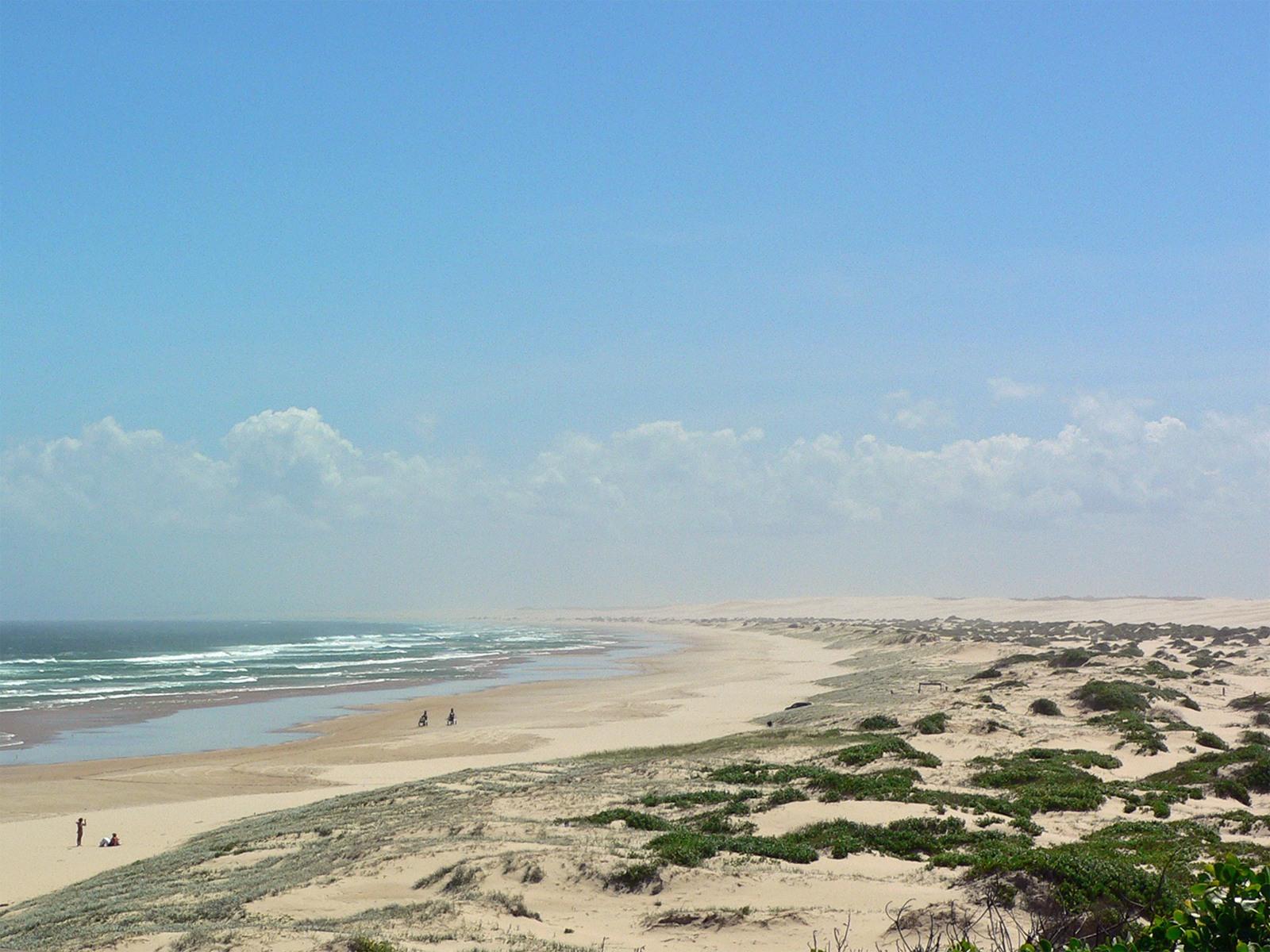 Anna Bay, Sand Dunes