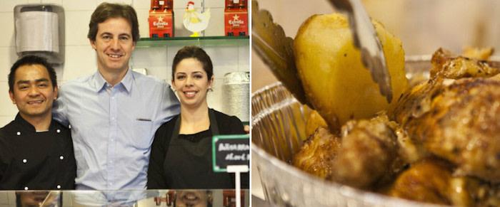 Qué comer en Barcelona: El secreto de los mejores pollos asados, en Bon Gall.