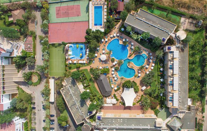 hotel palmanova
