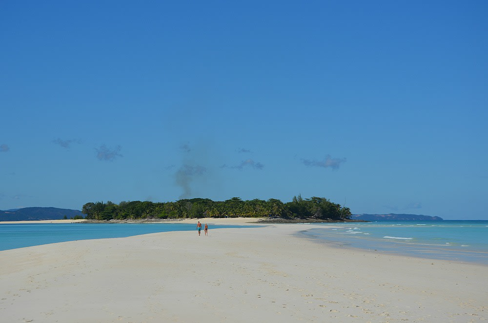 Isola delle tartarughe Madagascar