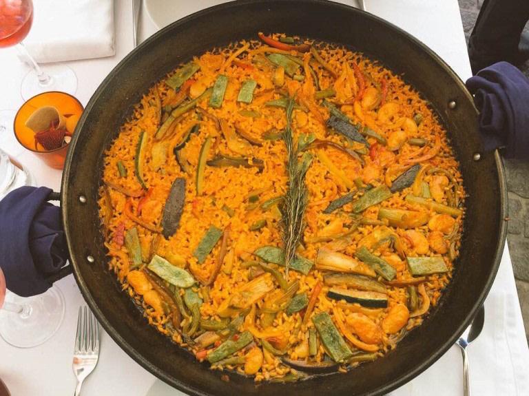 Valencia dove mangiare la paella