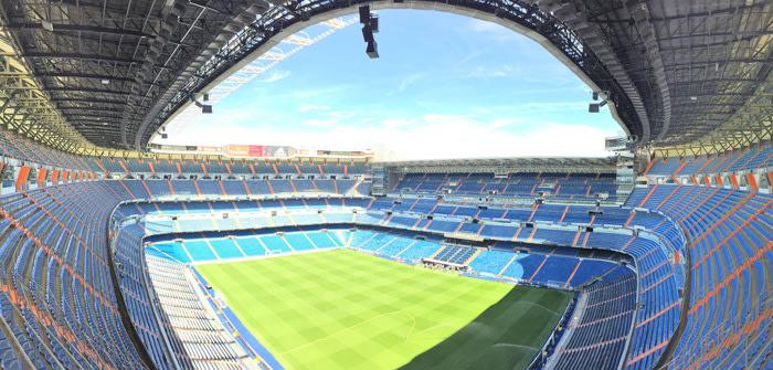 Madrid con niños: futbol estadio santiago bernabeu