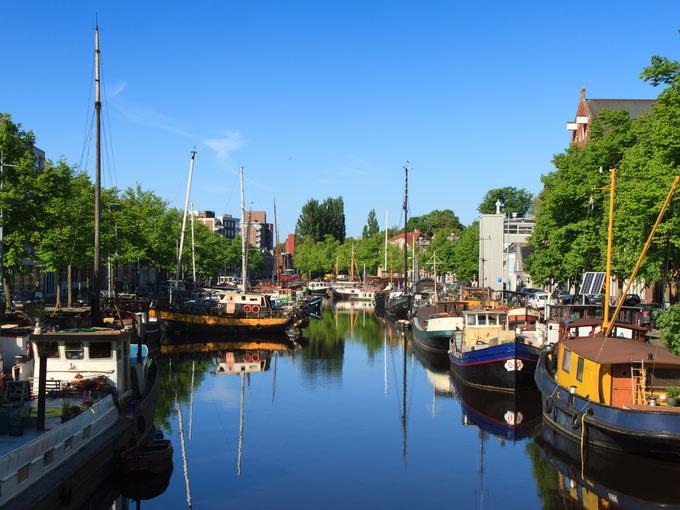 vacanze romantiche houseboat