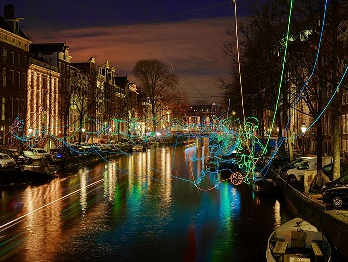 Festival of Lights by Frank Karssing