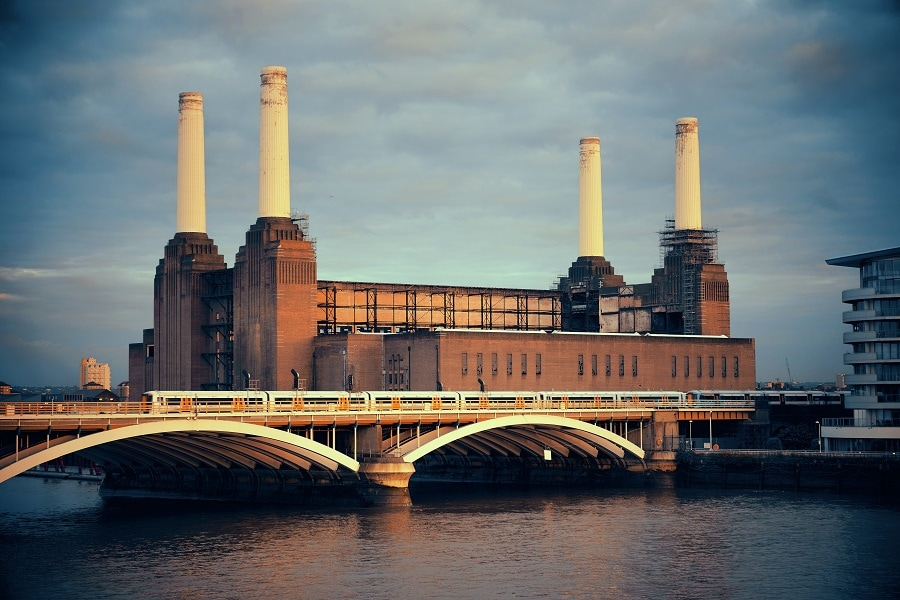londra battersea power station