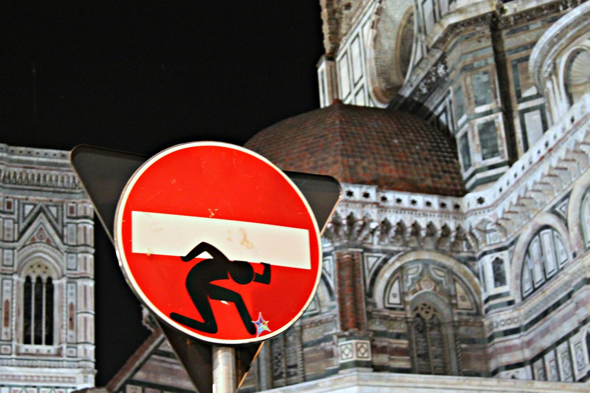 Clet, Firenze