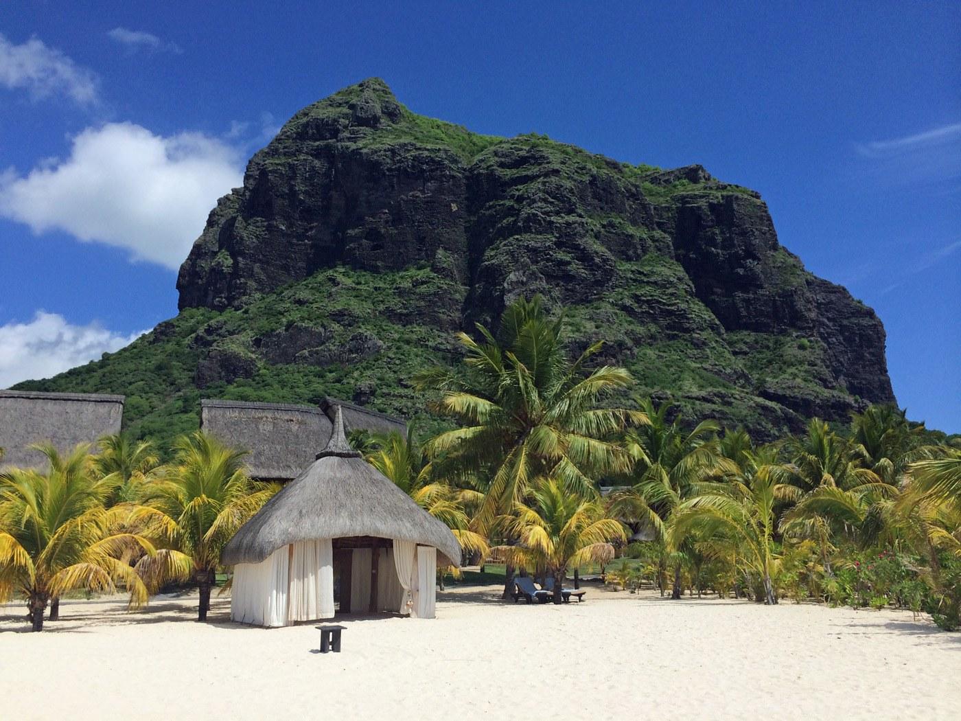La penisola di Le Morne, Mauritius
