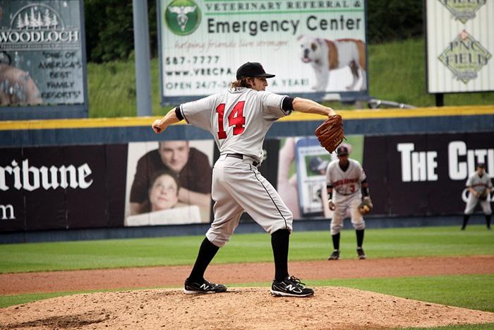 Qué ver en Nueva York: bateador de beisbol