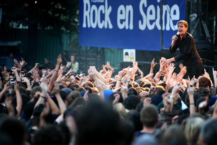 rock in seine paris