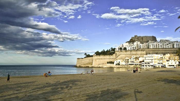 Juego de Tronos en España en peñiscola