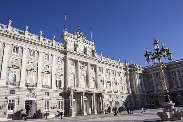 What to do in Madrid: Palacio real de madrid