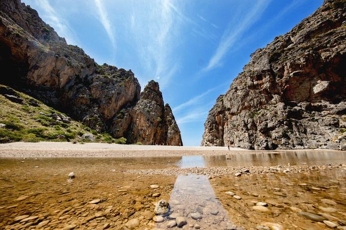 Qué ver en Mallorca: torrent des pareis