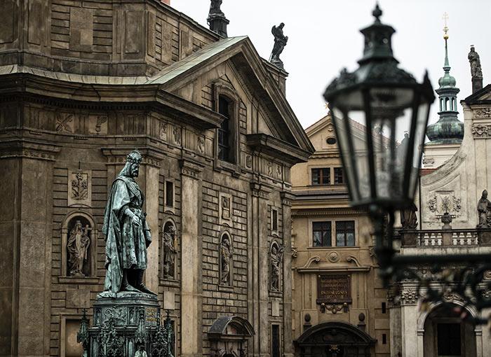 Qué hacer en Praga: Estatua de Carlos IV